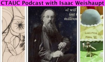 Alien Invasion of Pop Culture: CTAUC Podcast with Isaac Weishaupt