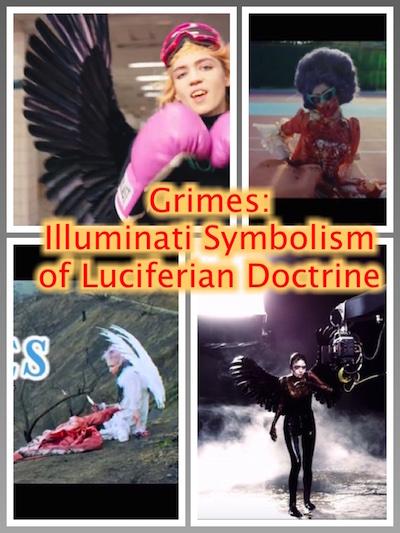 Grimes Illuminati Symbolism Of Luciferian Doctrine Illuminatiwatcher