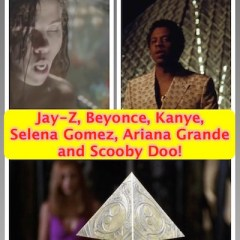 Jay-Z, Beyonce, Kanye, Selena Gomez, Ariana Grande and Scooby Doo: CTAUC Podcast with Isaac!