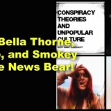 Kanye, Bella Thorne, Beyonce, and Smokey the Fake News Bear! CTAUC Podcast with Isaac!