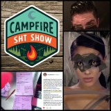 Campfire Sht Show: The Dark Side of Bathtubs, Bambi, Beyonce and Butterflies w/ Isaac Weishaupt!