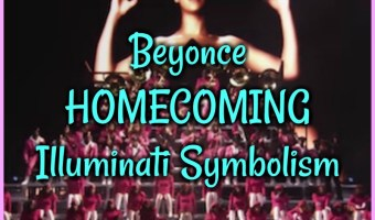 Beyonce HOMECOMING Illuminati Symbolism