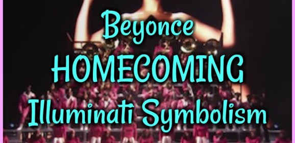 Beyonce HOMECOMING Illuminati Symbolism