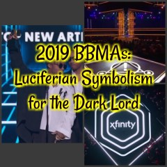 2019 BBMAs: Luciferian Symbolism for the Dark Lord