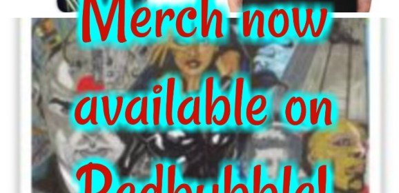 "Merchandise Now Available! Isaac Weishaupt ""Official"" Merch on Redbubble!"