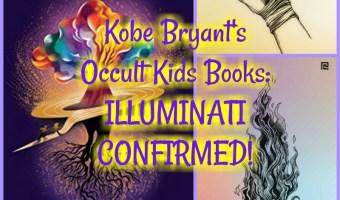 Kobe Bryant's Occult Kids Books: ILLUMINATI CONFIRMED!