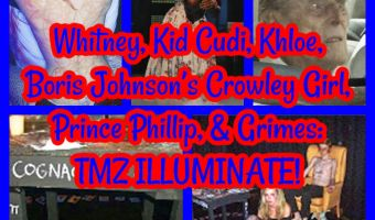 Whitney, Kid Cudi, Khloe, Boris Johnson's Crowley Girl, Prince Phillip & Grimes: TMZ ILLUMINATE!