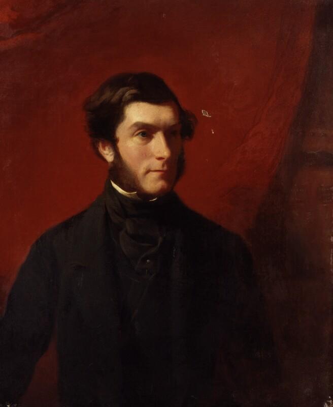 Barrow portrait.