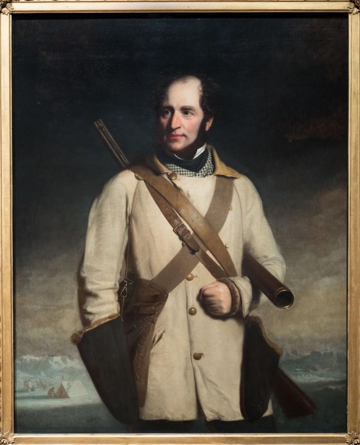 McClure's portrait.