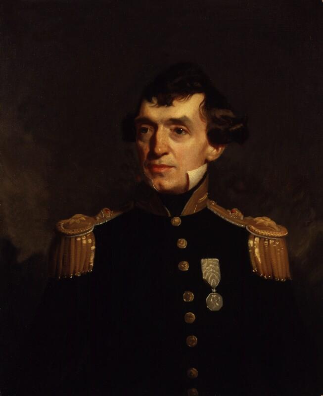 McCormick portrait.
