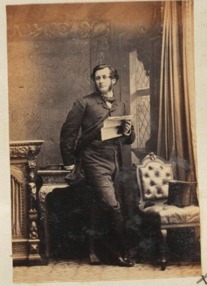 Markham photograph.