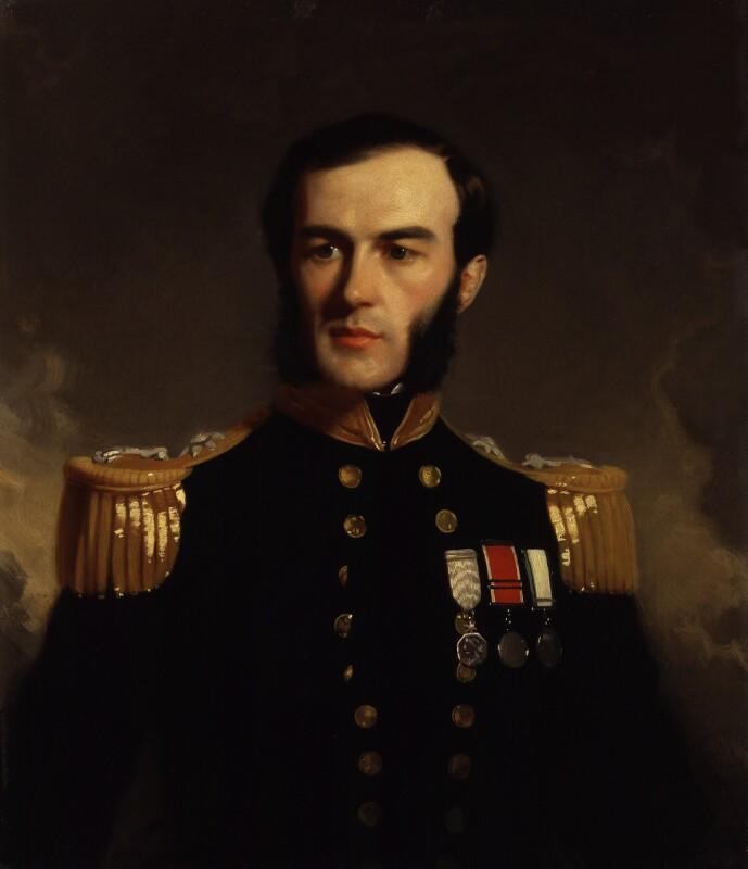 Inglefield portrait