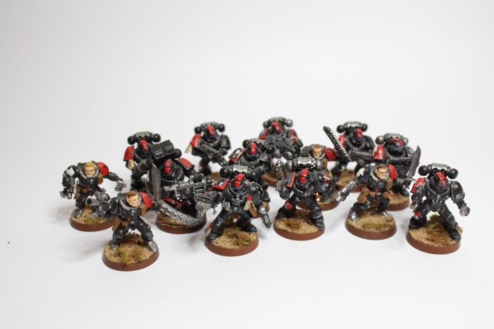 Tactical Squad I with Neophytes