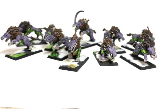 Luvrot's immortal hounds
