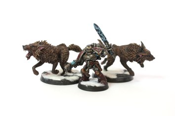 Varg the Pilgrim with Amarog and Bodolf