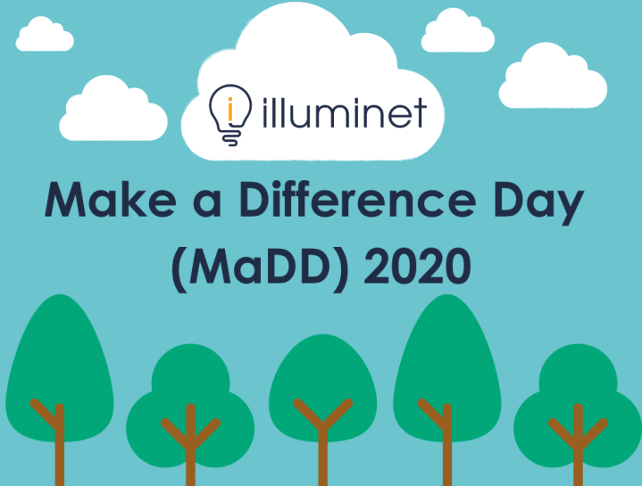 Illuminet's Make a Difference Day (MaDD) 2020!