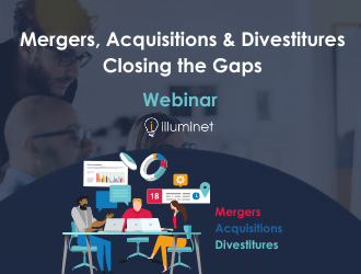Mergers, Acquisitions & Divestitures. Closing the Gaps!
