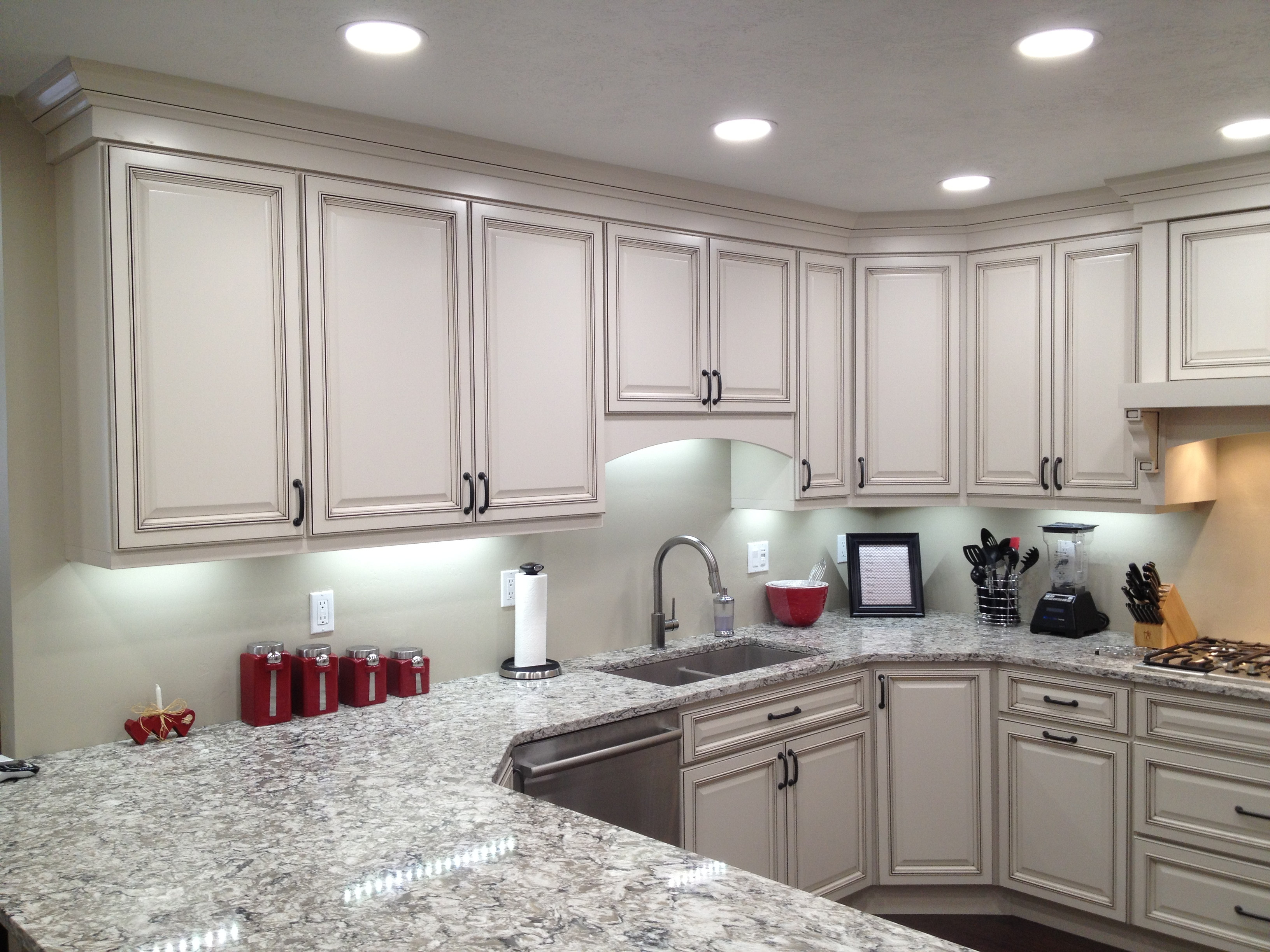 Kitchen Track Lighting Led