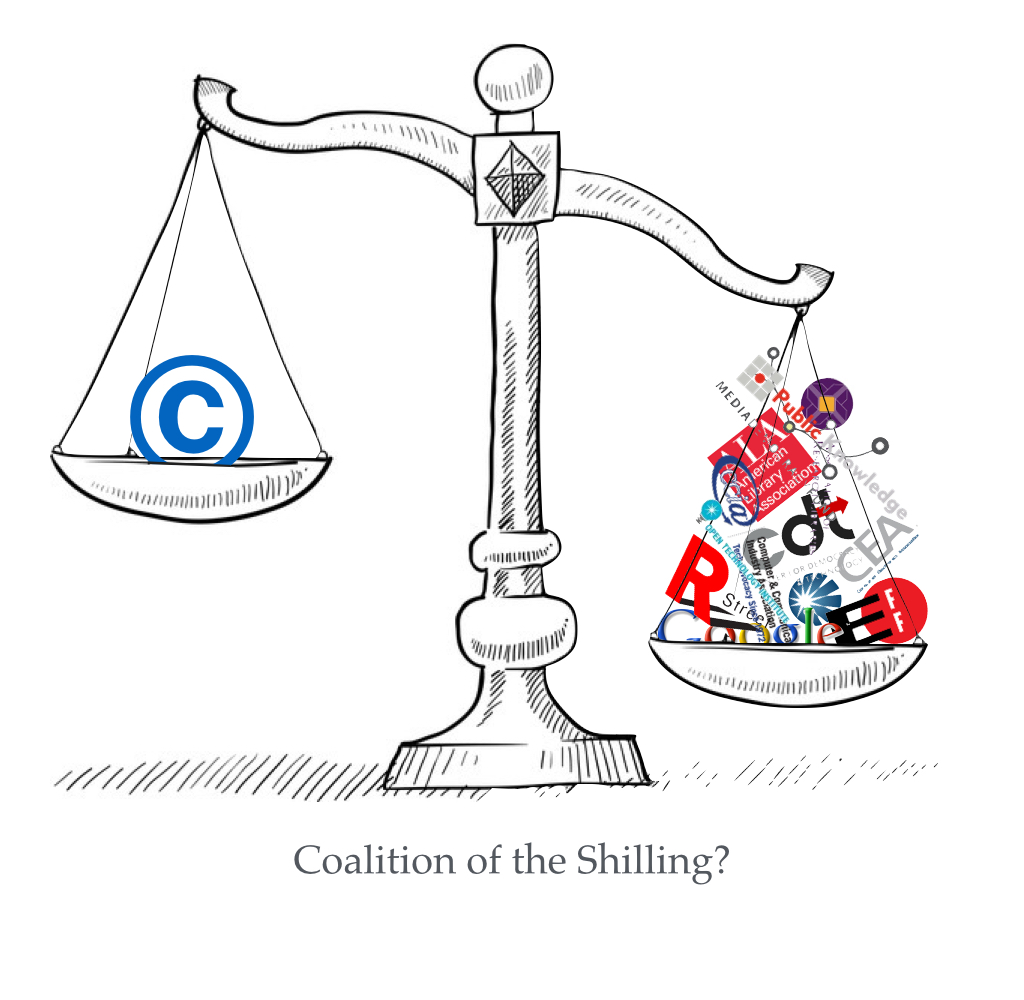 Coalition Claims To Seek Balanced Copyright
