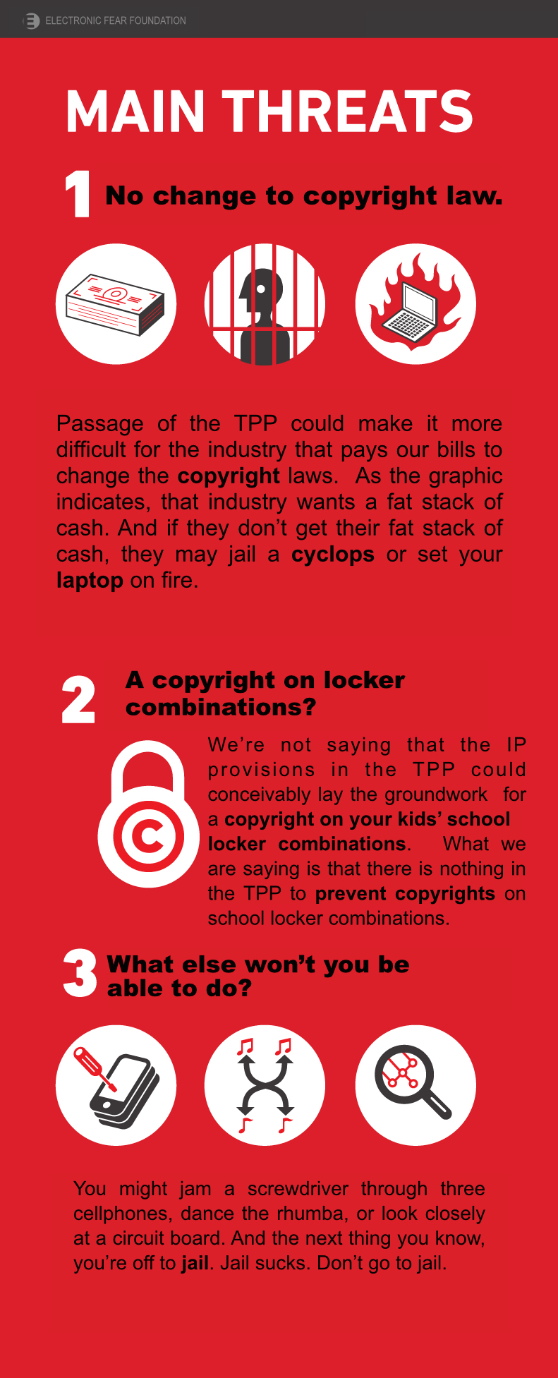 Eff Launches New Tpp Infographic The Illusion Of More Printed Circuit Board Effishtpp01a001 Effishtpp02 Effishttpp03