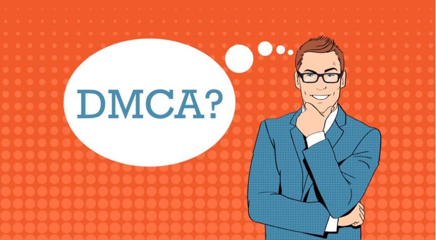 DMCA Myth
