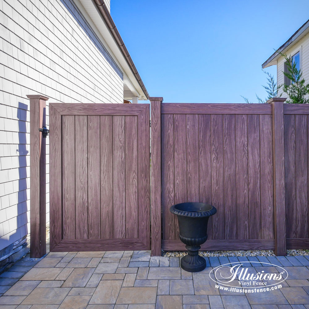 Image Result For Vinyl Privacy Fence Panels
