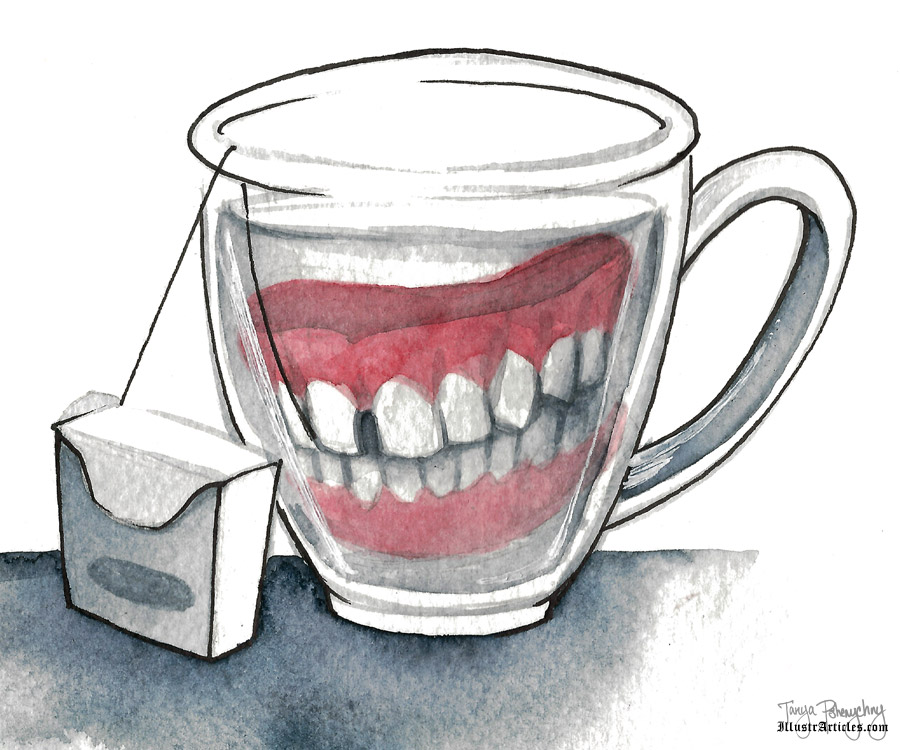 Cup of Teeth