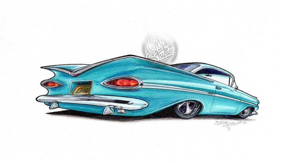 59 impala prisma color
