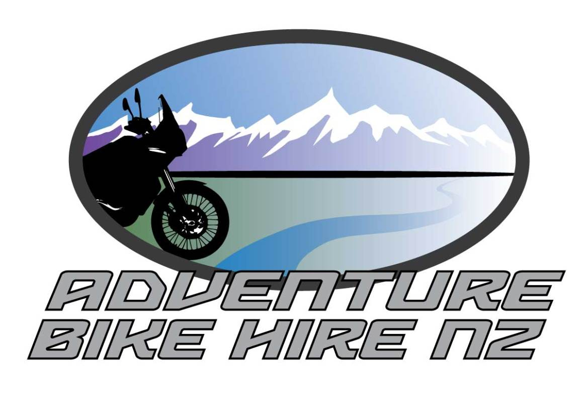 Adventure Bike Hire Logo Design NZ