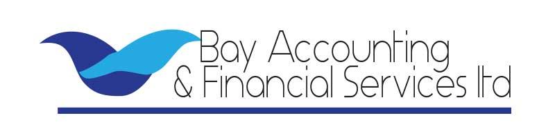 Graphic design Bay Accounting logo