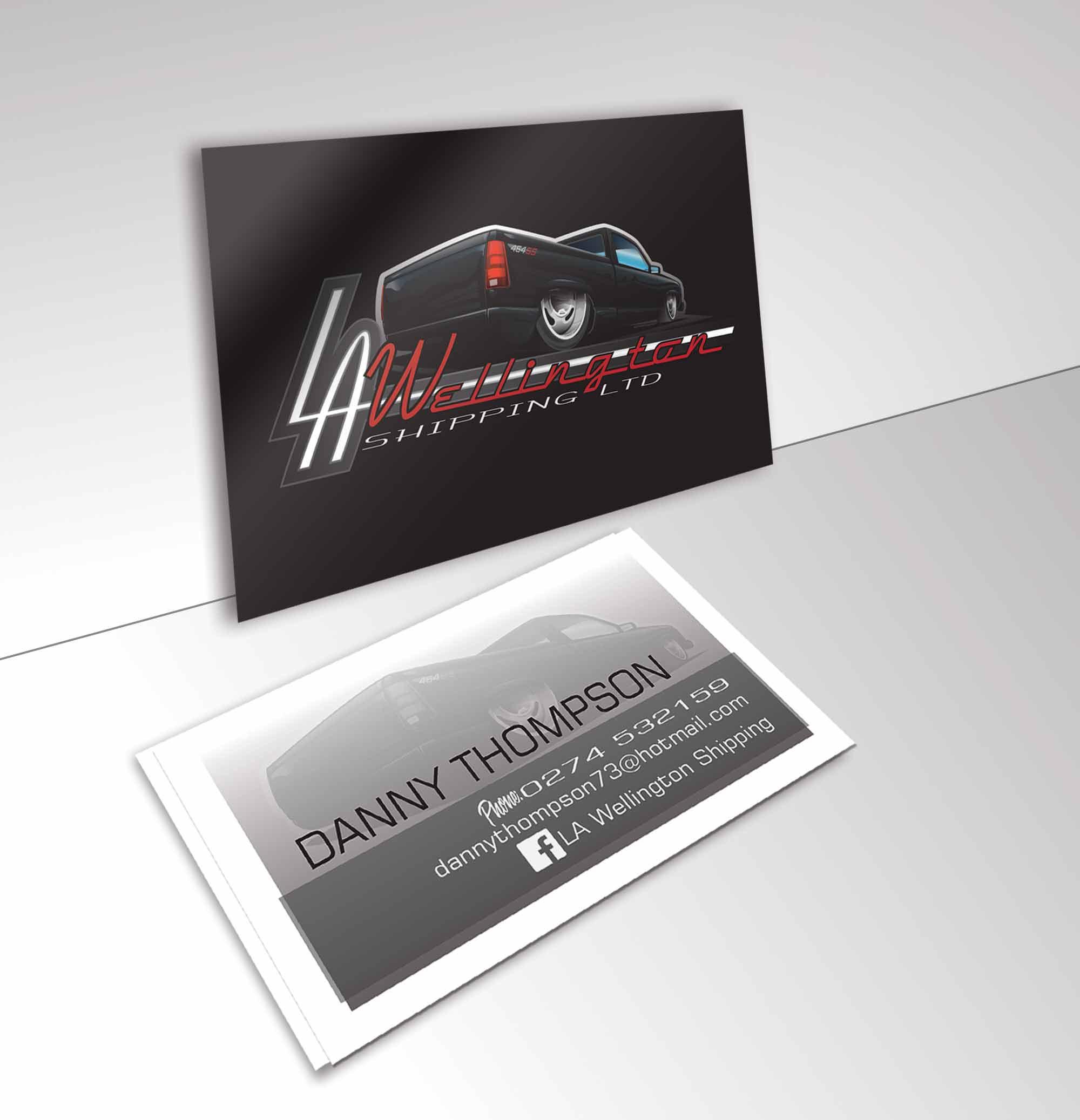 Business card design and print NZ