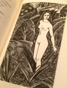 Laus Veneris, John Buckland-Wright