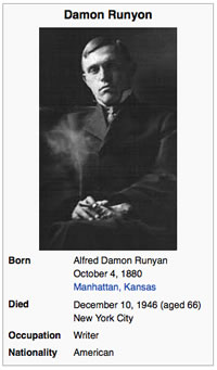 Damon Runyon