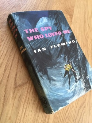 The Spy Who Loved Me, Ian Flemming