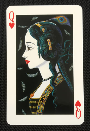 Tony Meeuwissen, Queen of Hearts