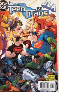 DC Comic No 6 Feb 2004