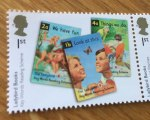 Ladybird Books stamps issued in UK in 2017