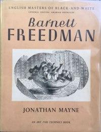 Barnett Freedman his art and technique
