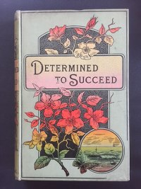 Determined to Succeed, Split Fountain cover