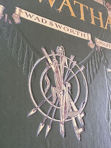Hiawatha by Henry Wadsworth Lonfellow