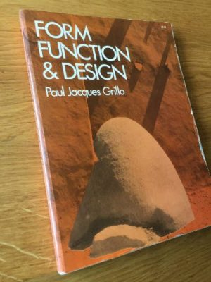 Form Function and Design by Paul Jaques Grillo