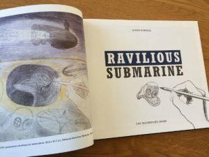 Ravilious Submarine