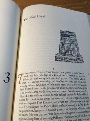Stephen Crane, Three Stories of Peacetime