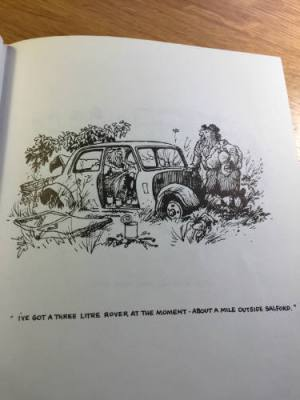 Thelwell's Motoring Manual