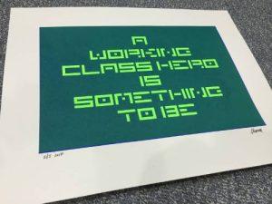 Chrome, Working Class Hero