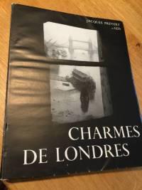Charmes de Londres, Izis and Jaques Prévert