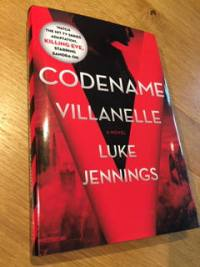 Codename Villanelle, Luke Jennings