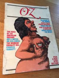 OZ Magazine, No. 47, April 1973
