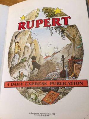 1972 Rupert Annual