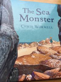 The Sea Monster, Chris Wormell